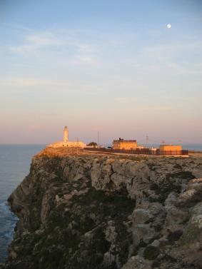 L'Osservatorio Atmosferico ENEA di Lampedusa a Capo Grecale